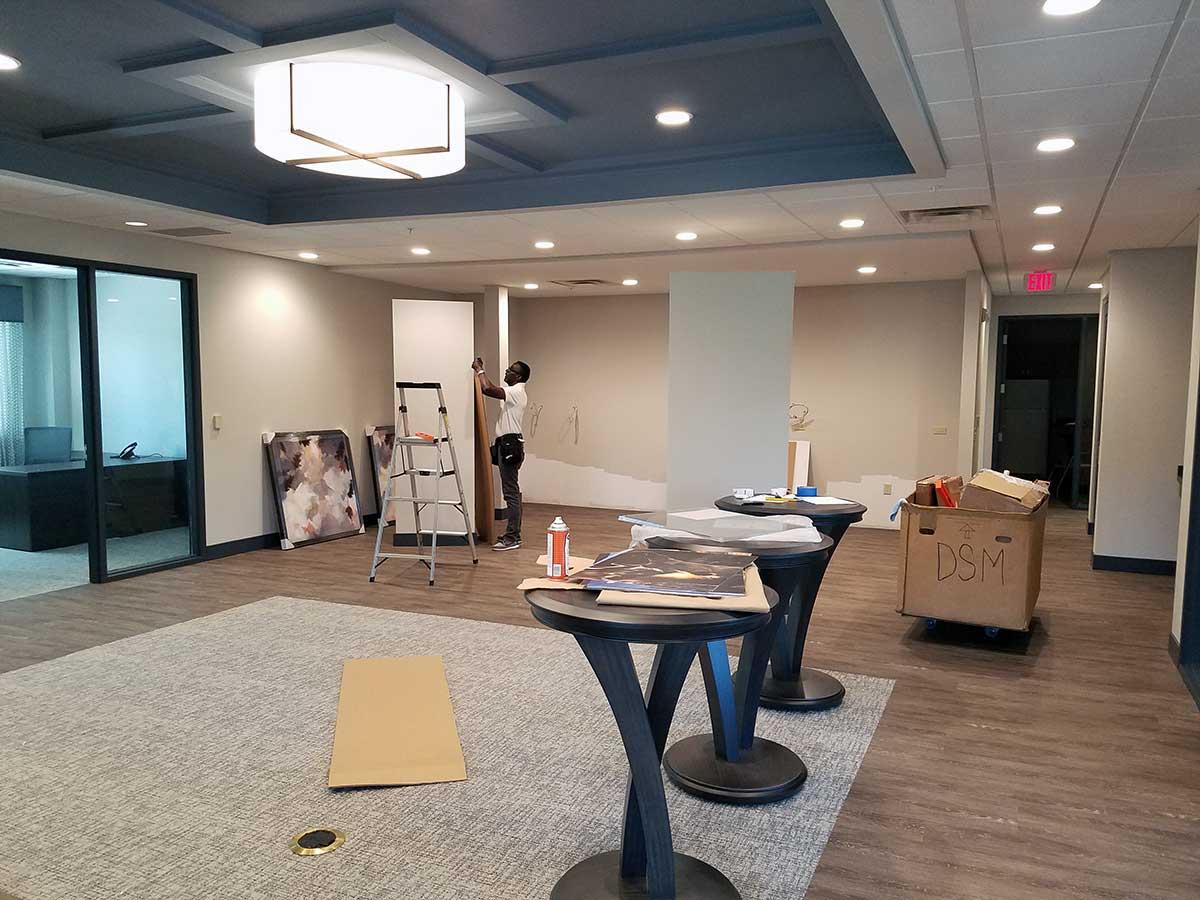 Wells & West Commercial General Contractors Colorado Springs Client Sullivan Real Estate Associates Tenant Improvement