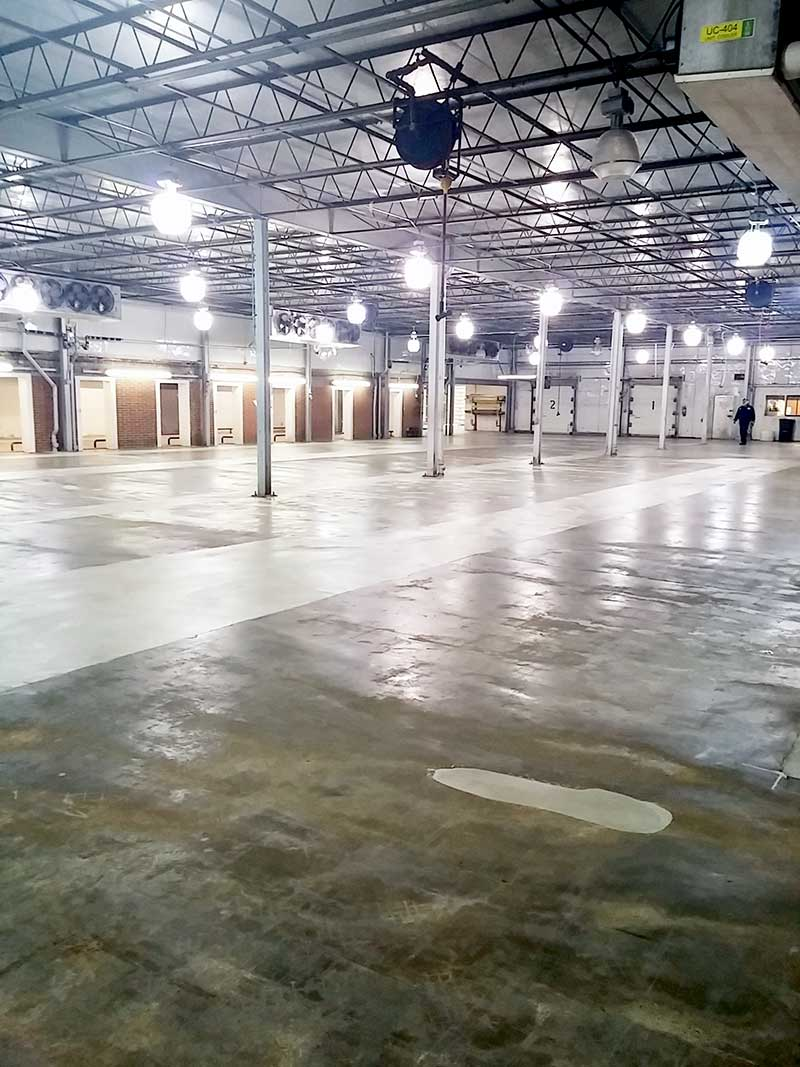 Wells & West Commercial General Contractors Colorado Springs Client Sinton Dairy Interior Remodel