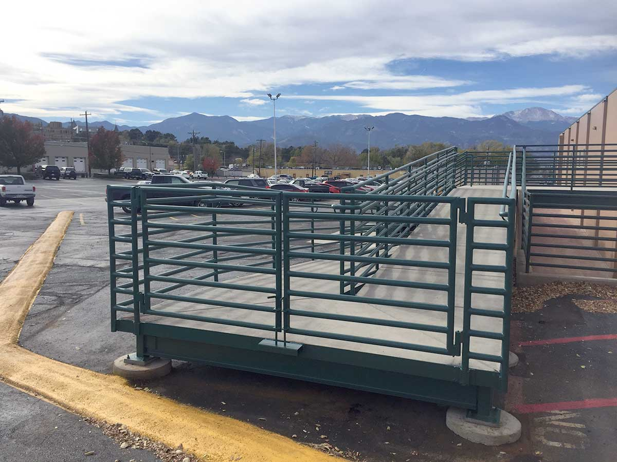 Wells & West Commercial General Contractors Colorado Springs Client Chidlaw Building Accessibility Upgrades