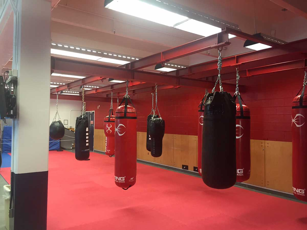 Wells & West Commercial General Contractors Colorado Springs Client Olympic Boxing